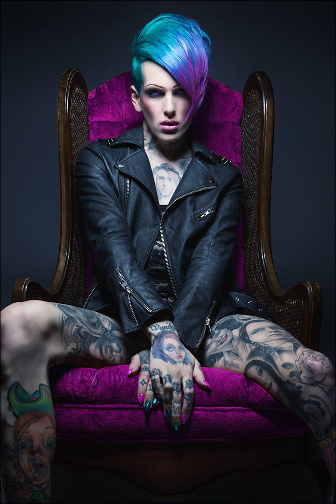 Jeffree Star Quot Love To My Cobain Quot Photo Shoot Jackson